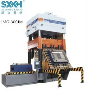 300T Die Spotting Machine Hydraulic Equipment