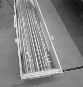 astm b348 grade 2 industry titanium bar dia10.3 in stock