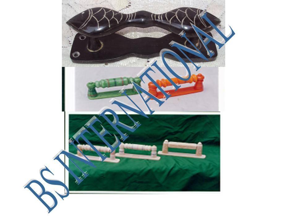 Natural Horn & Bone Door Handles