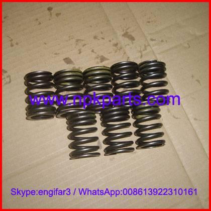 Yanmar 4TNE98 engine valve spring 129900-11120