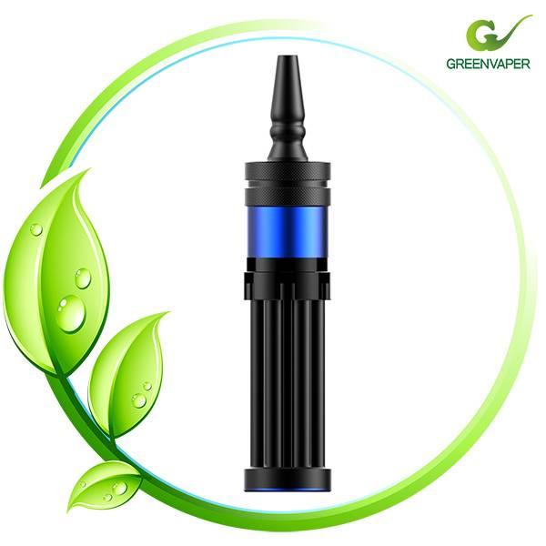 Green Vaper E-Cig as model ISHISHA following GMP standard