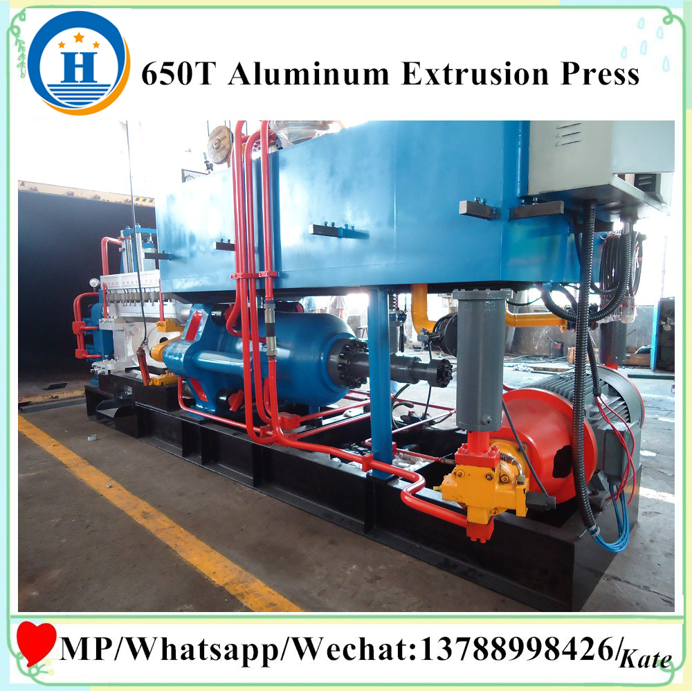 Aluminum Extrusion Press Line