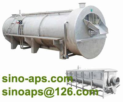 Fruit vegetable sterilizing machine