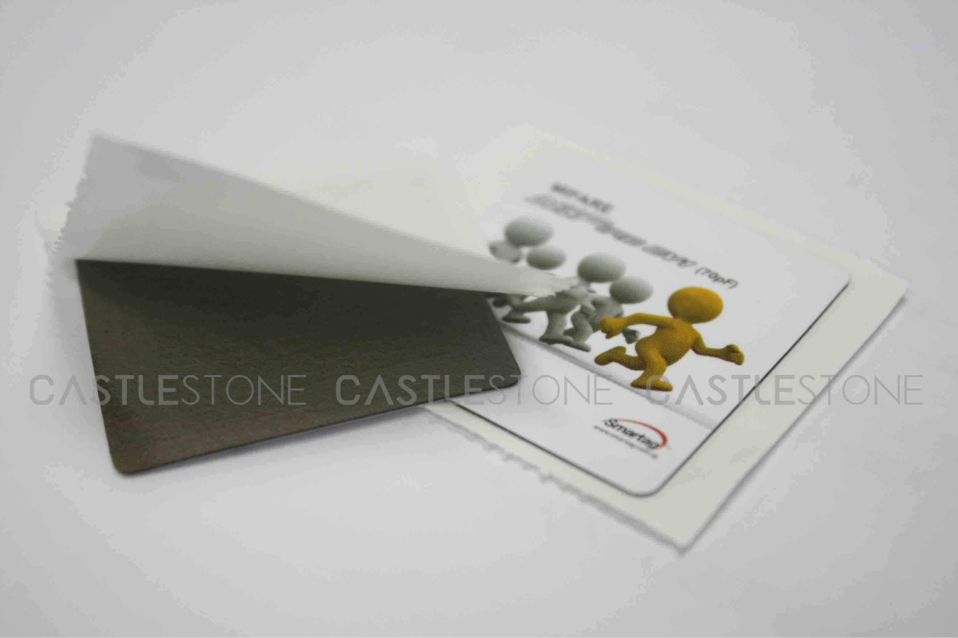 RFID printing label