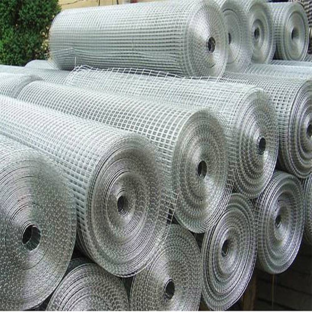 Galvanised Welded Wire Mesh for Construction