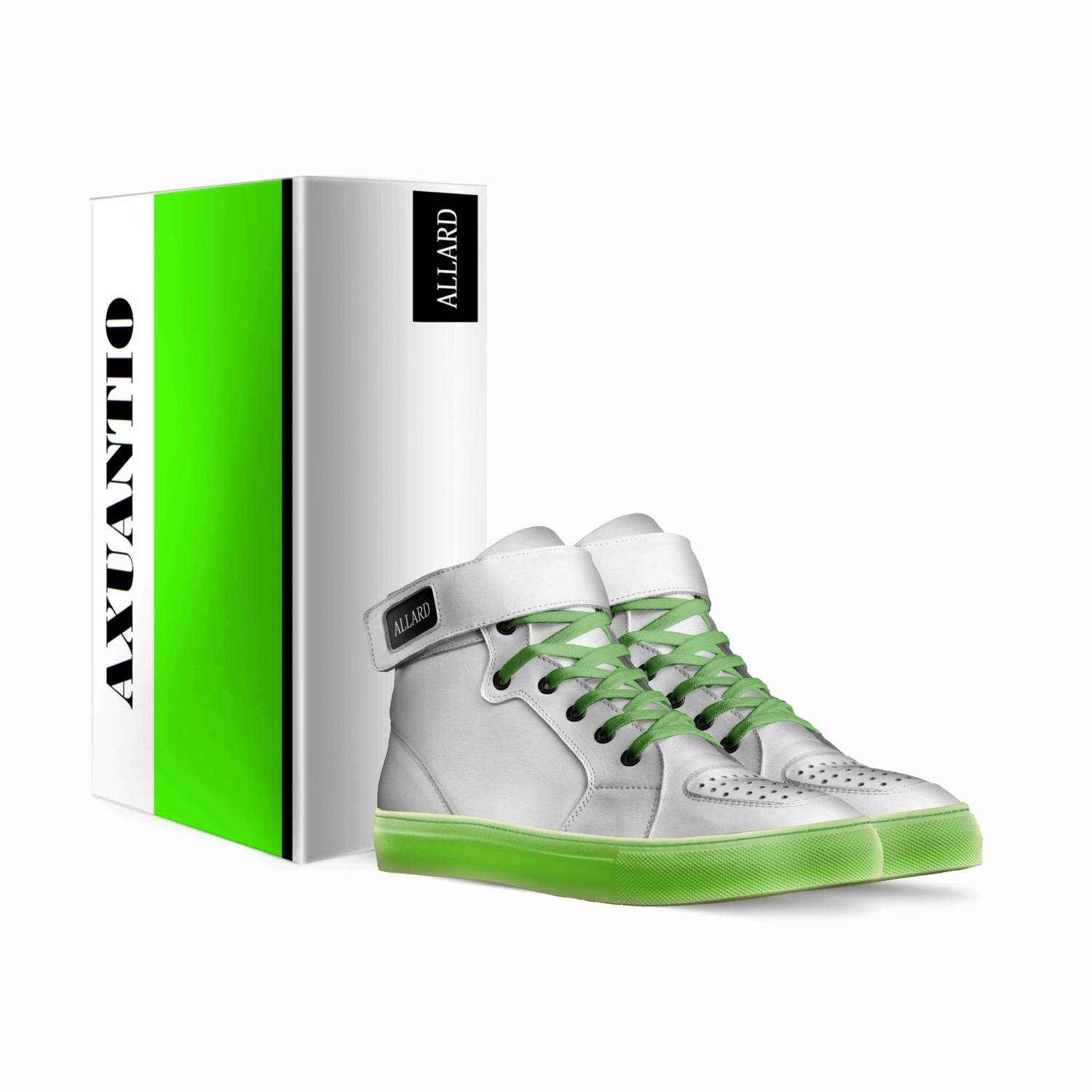 Basketball High Tops Sneakers Design AXUANTIO