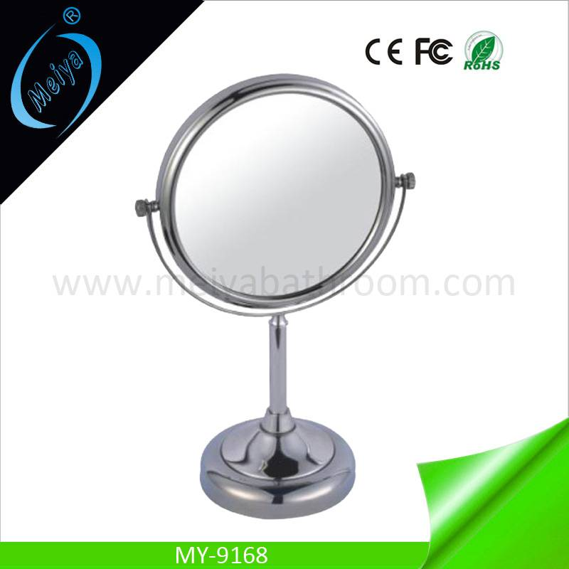 table double side makeup mirror, desktop magnifying mirror