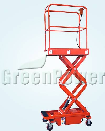 China Scissor Lifts