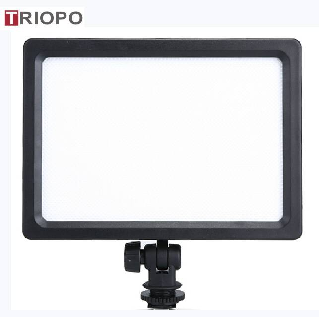 TRIOPO LED-204  high quality photo and  video  LED light for Nikon ,Canon ,Song ,pentax,olympus came