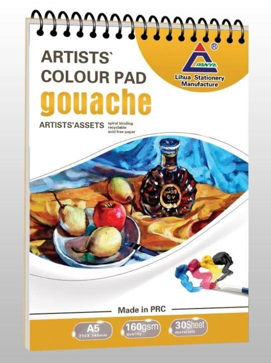 Artist Gouache Pad