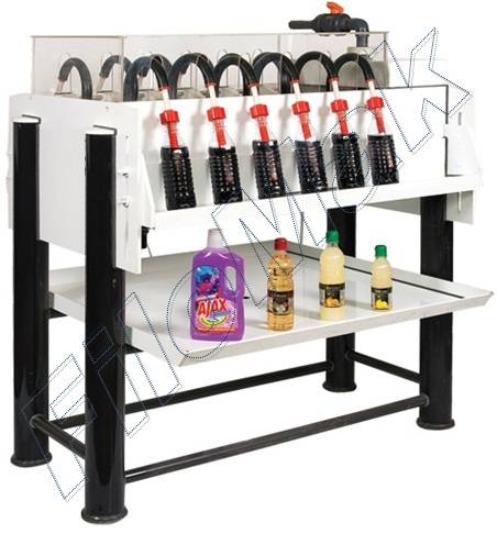 PVC12 Manual Acid Filling Machine
