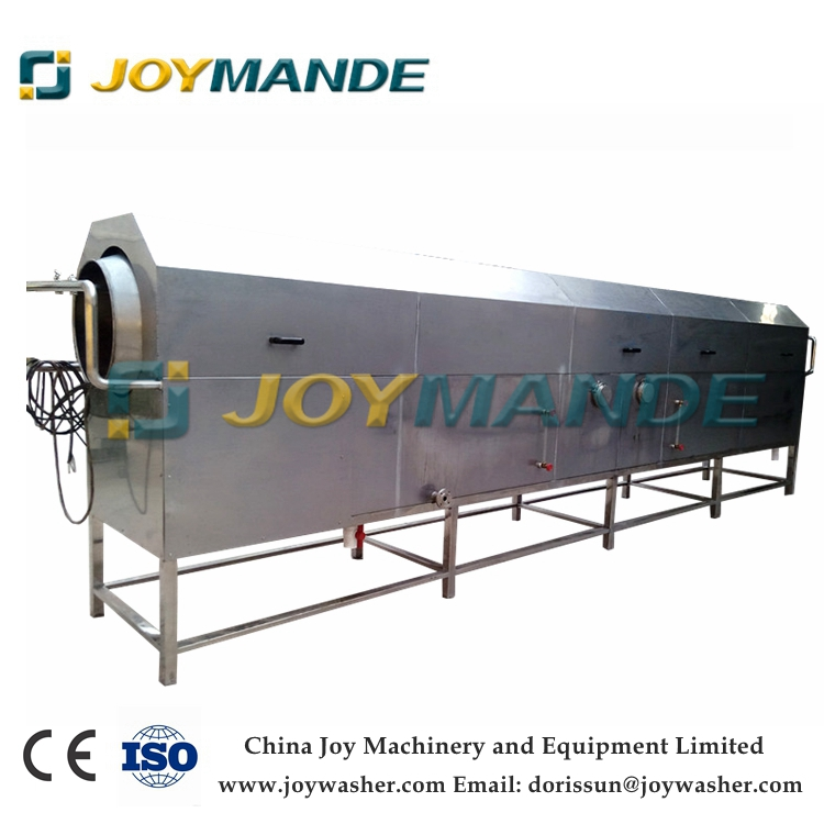 Industrial Food Bag Plastic Bag Washing Cleaning Washer Machine