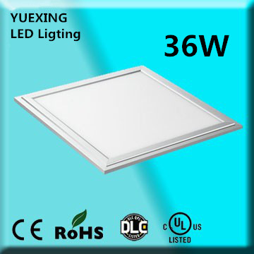 Ultra Thin Dimmable 36W 600x600 office LED Panel Light