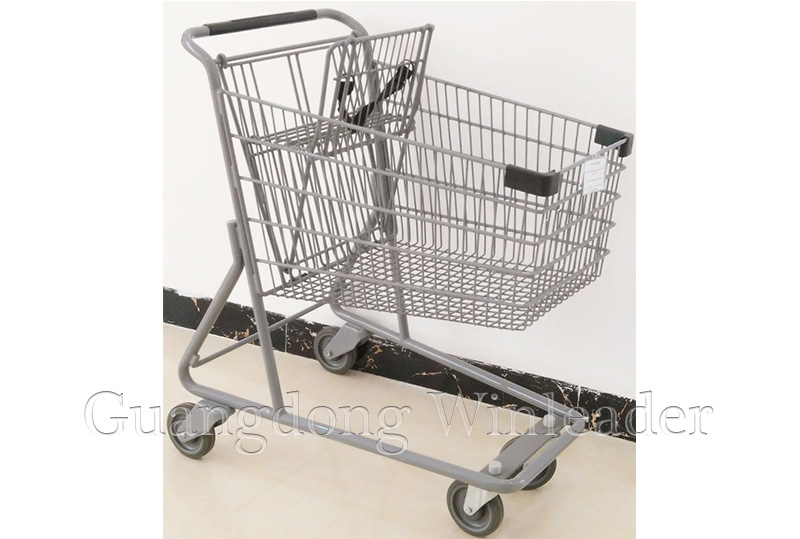 YLD-MT100-2FB American Shopping Cart American Style Shopping Cart,American Shopping Cart, American