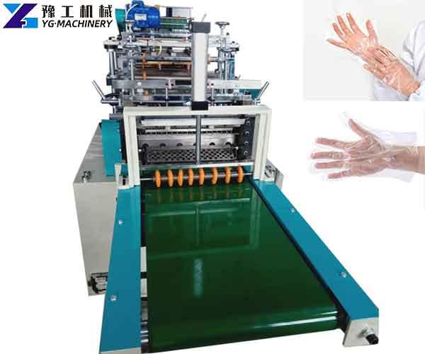 PE Glove Making Machine Price   Disposable Plastic Glove Machine