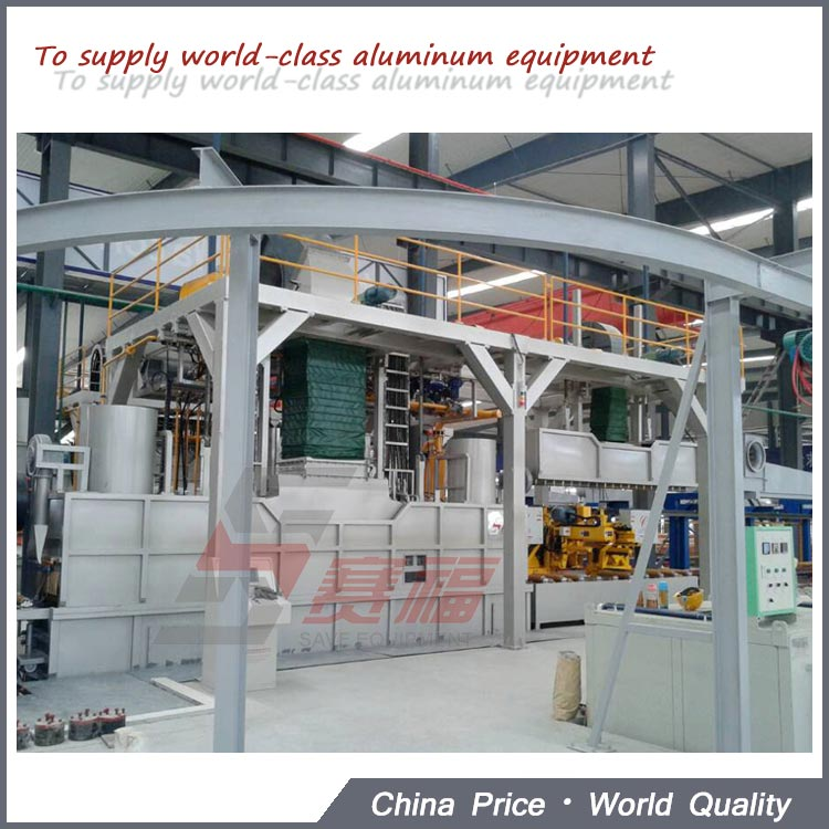 SAVE Energy Saving Aluminum Extrusion Intensive Air-mist Mixed Cooling Systems