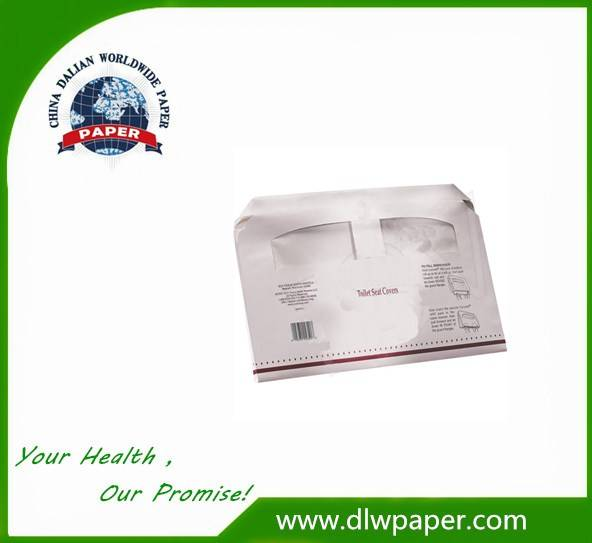 One-time Use Toilet Seat Cover Paper