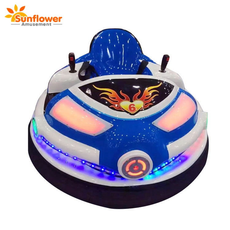 Electric UFO Kids Bumper Car Battery Operated Bumper Cars Indoor Electric Cars