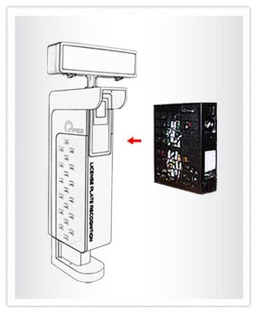 LPR device (IV-PIMS-401)