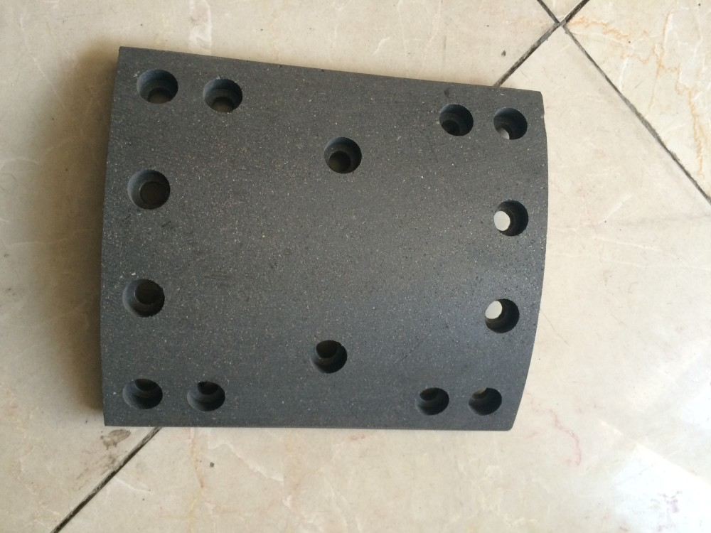 Brake Lining WG9200340068 For Sinotruk Howo Truck