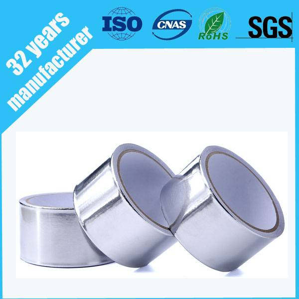 China no slotted aluminum foil tape with SGS certificate