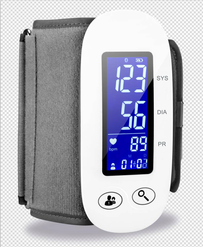 Bluetooth Wireless Arm Blood Pressure Monitor