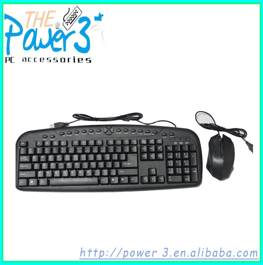 Low Price Wireless Bamboo Keyboard and Mouse With Top quality