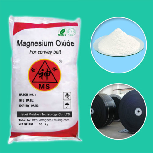 Magnesium Oxide for Convey Bel