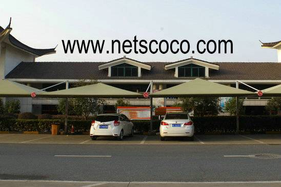 Netscoco Carparking Shade Cloth