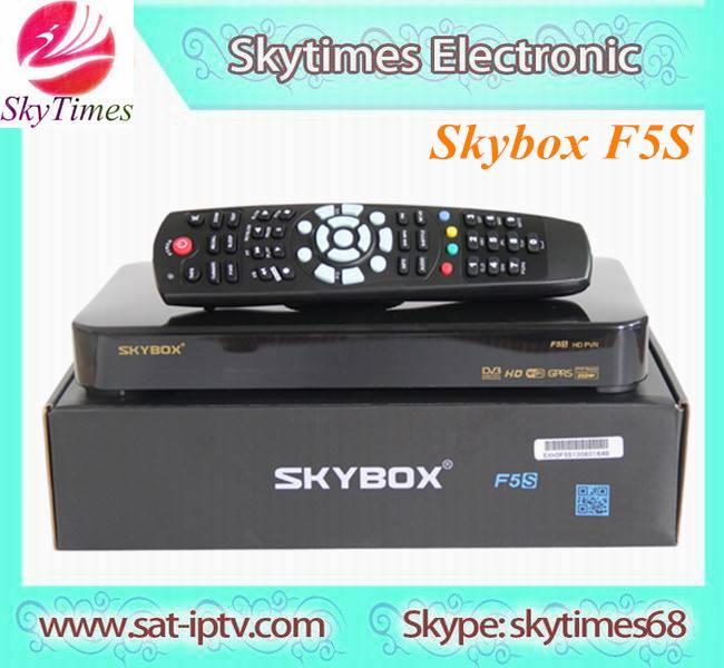 original skybox f5s cardsharing satellite receiver new model original skybox f5s hd support cccam,ne