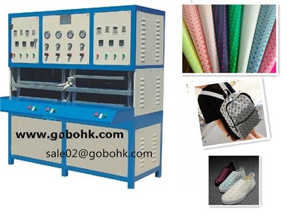 Kpu/PU Bag Making Machine