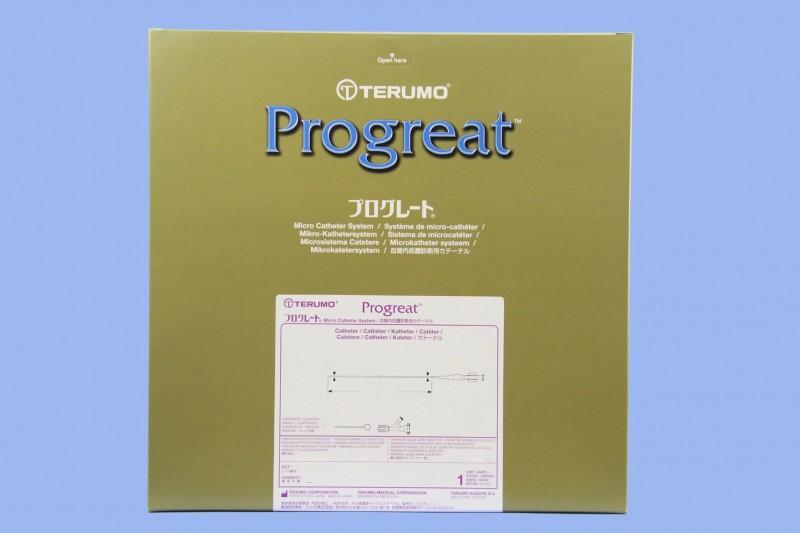 TERUMO PROGREAT MICRO CATHETER SYSTEM