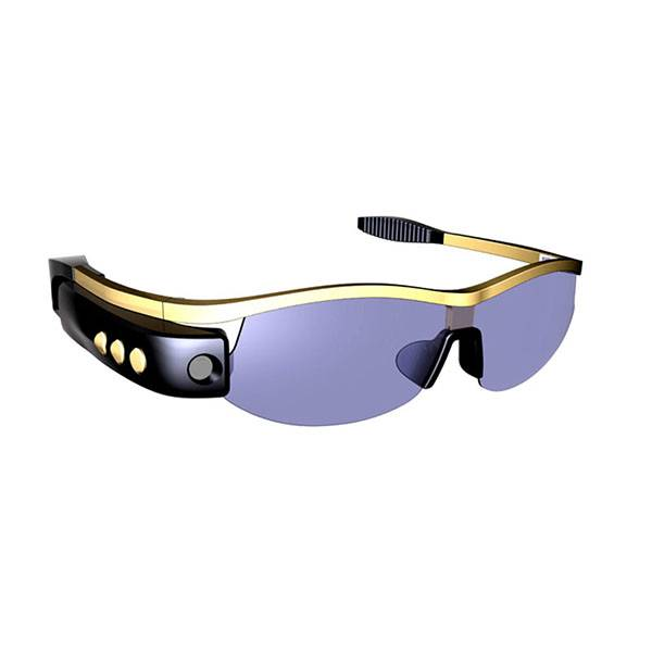 Smart Sports Sunglasses WiFi for iPhone & Android