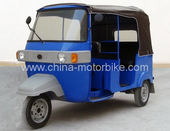 Bajaj Passenger Tricycle 200ZK Moto Taxi with Cabin