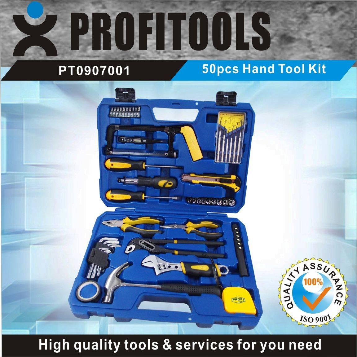 50pcs New Designed Homework Hand Tool Set