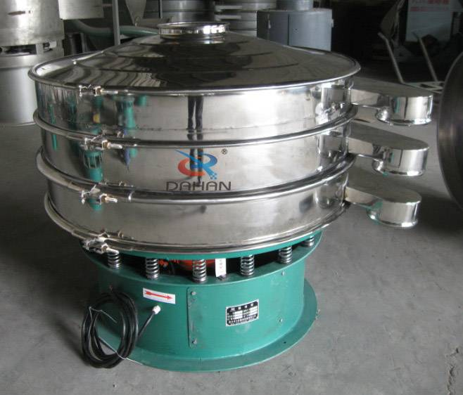 Professional sieve Manufacture Vibrating Screen Sifter For Nut Separator
