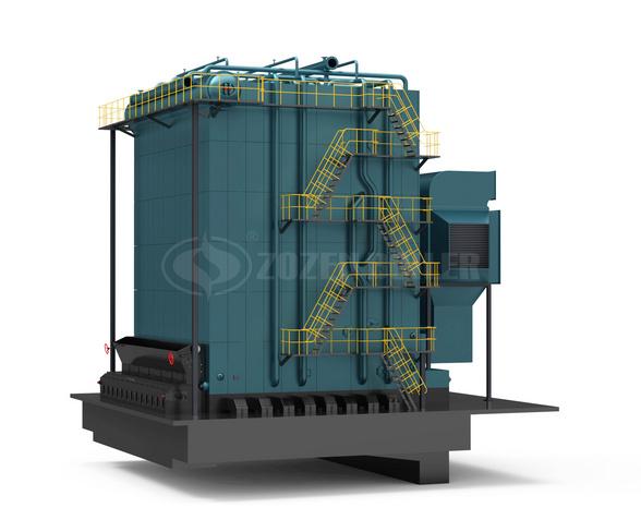 DHL series coal-fired steam boiler