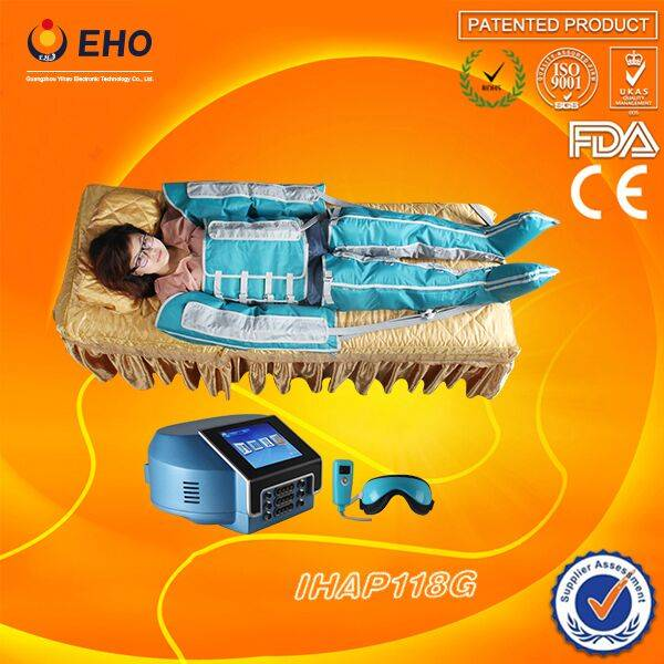 IHAP118G physical therapy far infrared with remote control and eyes massage