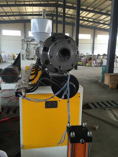 Plastic Drainage Belt Production Line