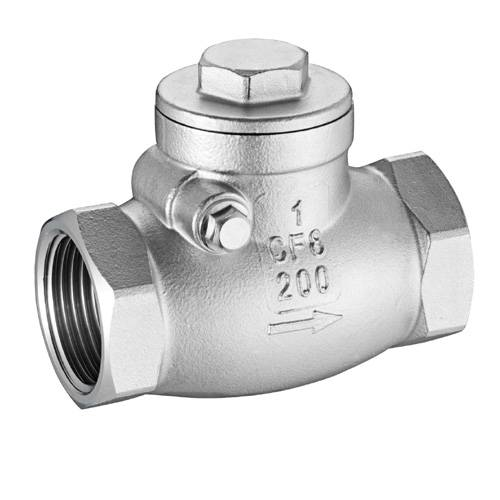 Threaded Swing Check Valve 200WOG