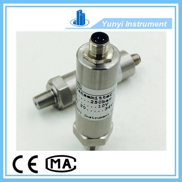4 pin aviation connector pressure transmitter