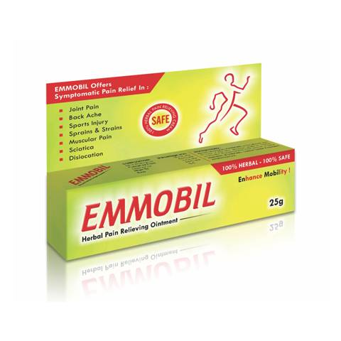 Emmobil Herbal Pain Relieving