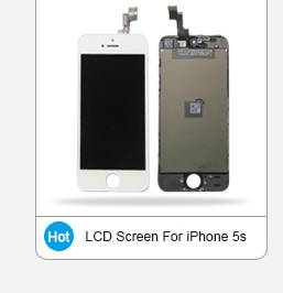 AAA grade iPhone 5/5S LCD screen assembly from China factroy