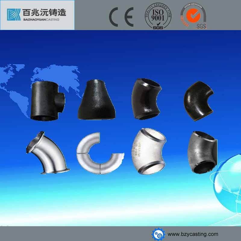 ASTM PROVED weldolet Tee Cap Reducer Carbon Steel Pipe Fittings