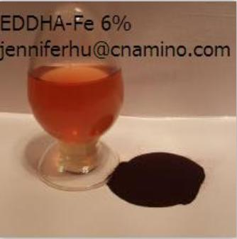 EDDHA-Fe Fertilizer for Iron Chlorosis
