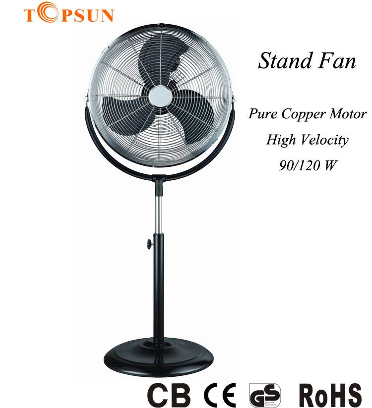 3 in 1 indusrial 18 Inch 120w electric Stand Pedestal Fan