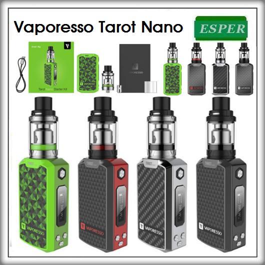 Vaporesso Tarot Nano 80W Tc Mod Kie