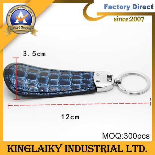 Creative Leather Key Ring for Promotional Gifts