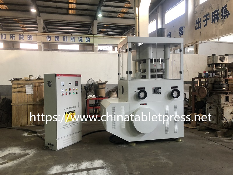 ZPS100-10D Large TCCA Anti-Corrosion Tablet Press