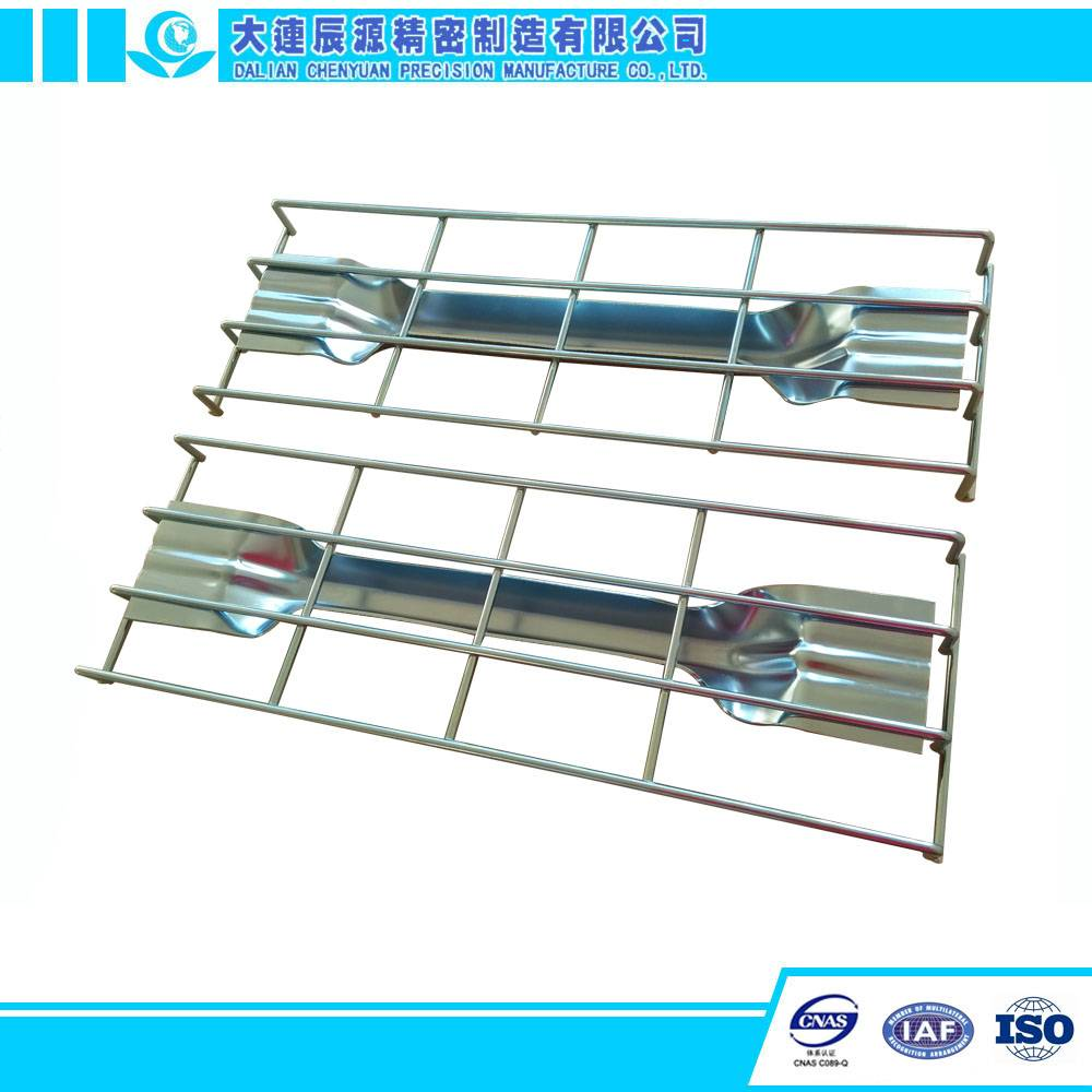 Warehouse Storage Rack and Shelving using Wire Deck Panel